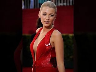 Blake Lively Jerk Off Challenge