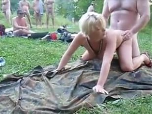 German-Gangbang Party 44