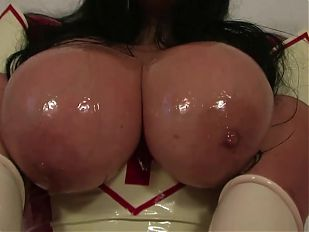 Huge Hanging Tits Punk Skank  Nurse Blowjob 90