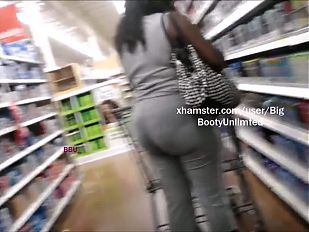 Phat Booty Gray Sweats 2