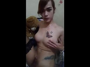 Big Shooter Ladyboy