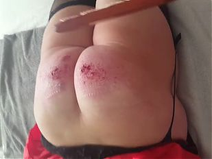 Scottish slut sara gets harsh punishment