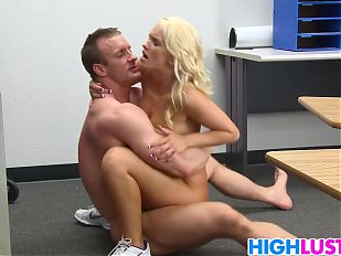 Emily Austin Fucks With Her Coach