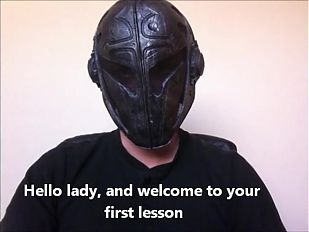 First BDSM Lesson