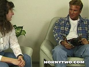 Mature MILF fucking the stepson big young cock in old &
